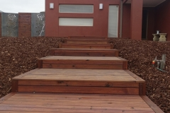 Custom ECOWOOD decking